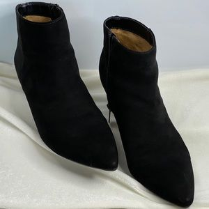 Naturalizer Giselle Suede Booties